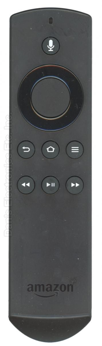 Amazon Alexa Firestick Streaming Media Player Remote Control