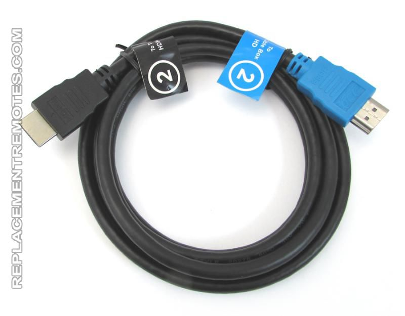 Anderic Generics 6 Foot HDMI Cable TV Cable