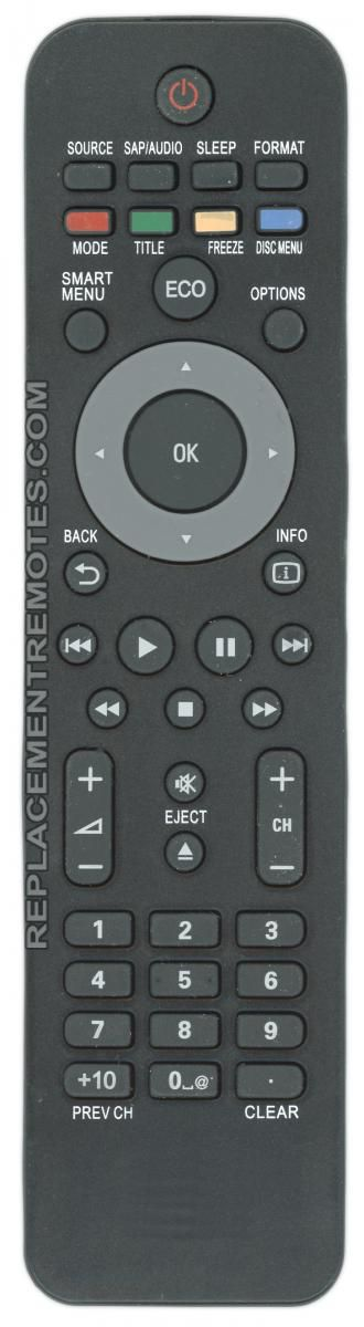 Anderic Generics NF801UD/NF805UD TV Remote Control