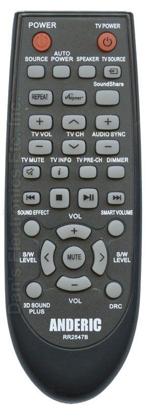 RR2547B Samsung