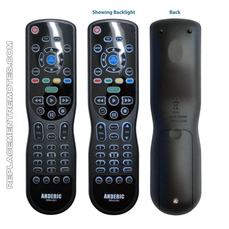 New Factory Original LG 42LE5300 42LE5300-UC 42LE530C TV Remote Control