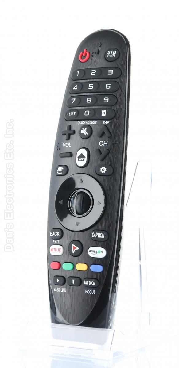 RRMR600 for LG Smart TV Without Voice Function