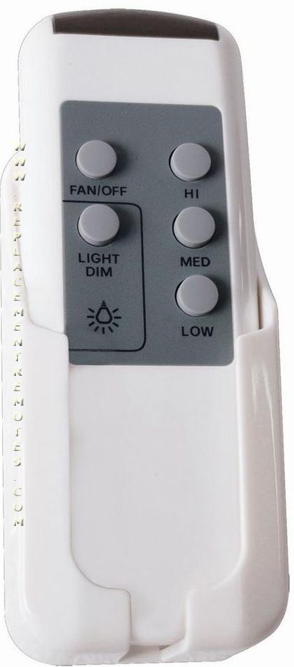 154088 Universal Ceiling Fan Remote Control