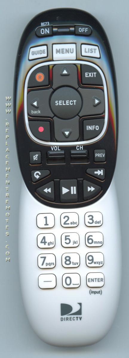 Buy DirecTv RC73MP RC73 -3009MBC10R DIRECTV Remote Control