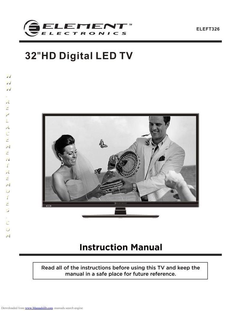 Element ELEFT326OM Operating Manual