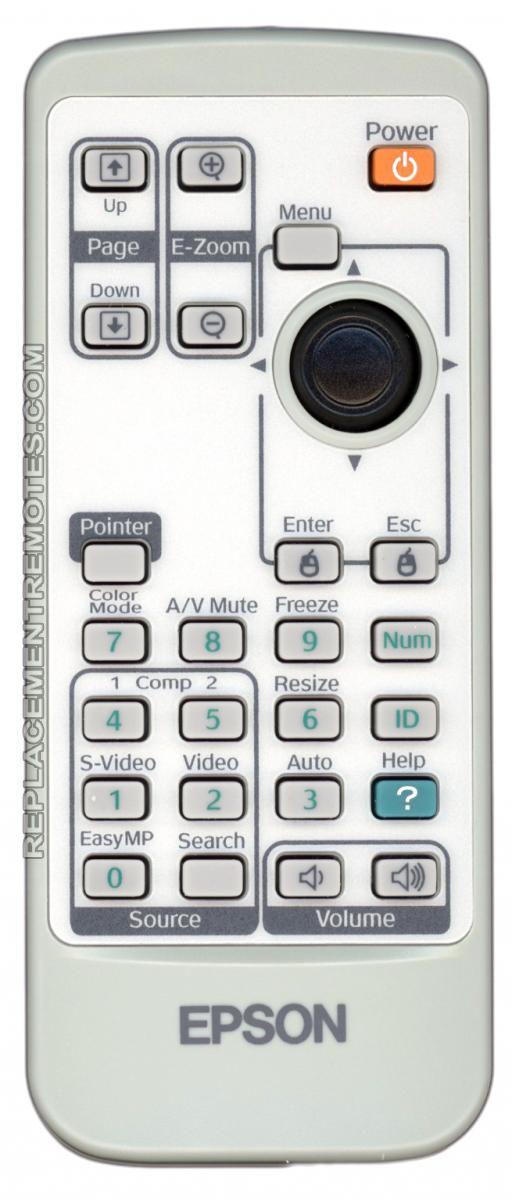 Buy Epson 145258900 Projector Remote Control