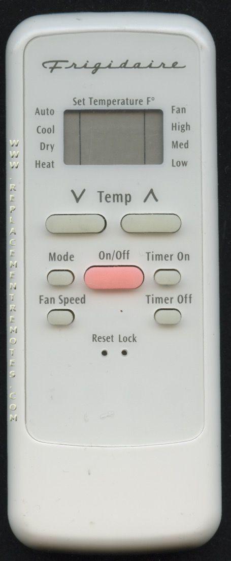 Buy Frigidaire R51h F Air Conditioner Unit Remote Control