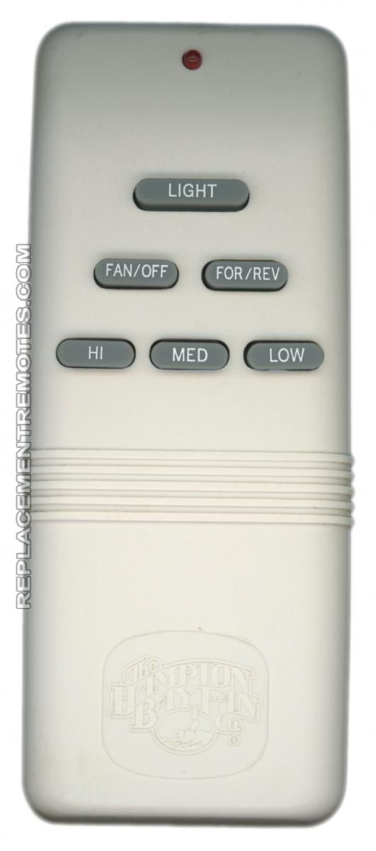 Buy Hampton Bay G9p2btauc7052t Ceiling Fan Remote Control