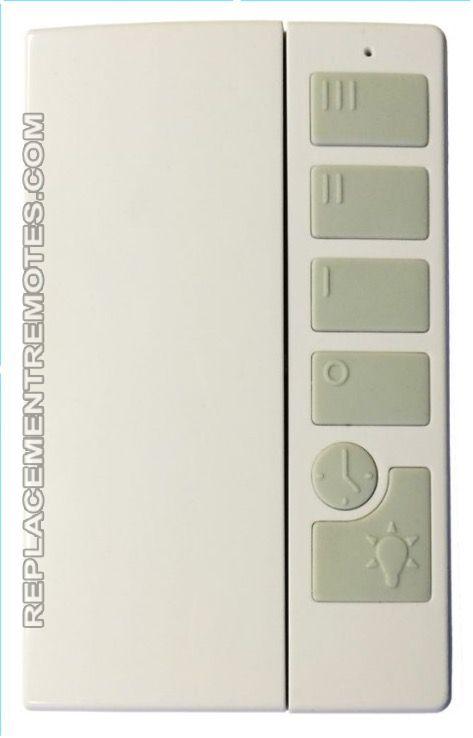 Buy Harbor Breeze 40837 Ceiling Fan Remote Control