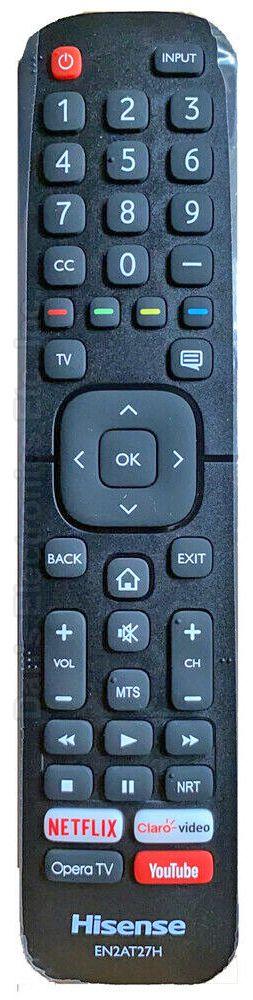 HISENSE EN2AT27H TV Remote Control