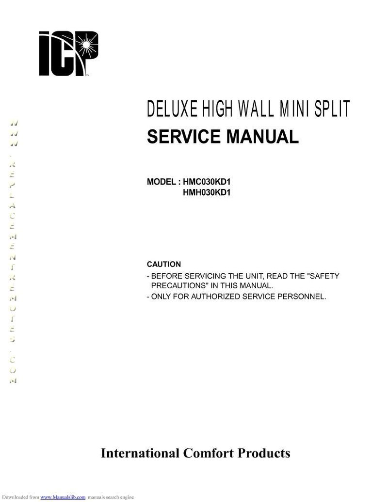 ZENITH HMH030KD1OM Operating Manual