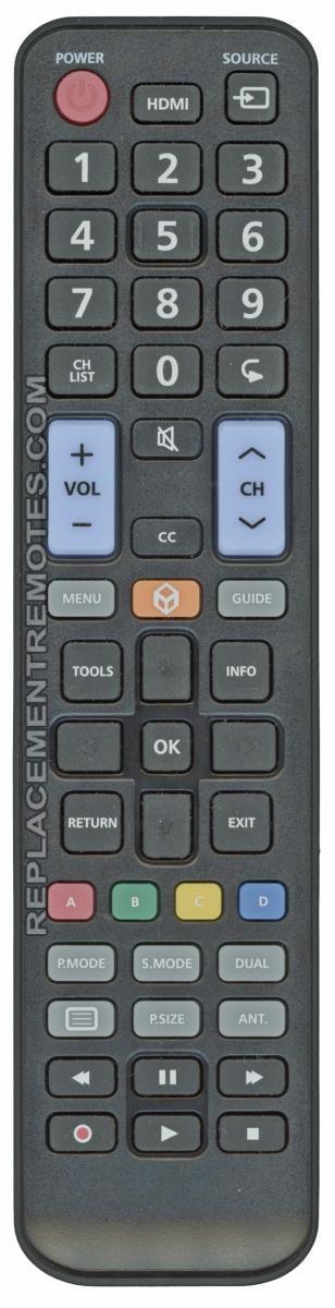 Buy INSIGNIA NSRMTSAM17 For Samsung -NSRMTSAM17 TV Remote Control