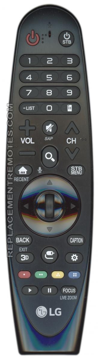 LG ANMR600 magic TV Remote Control