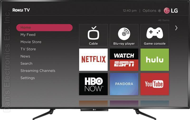 LG 5313x TV