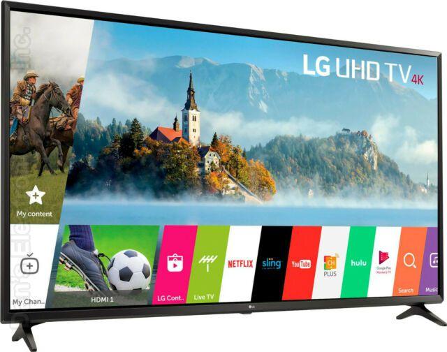 LG 55UJ6300 TV