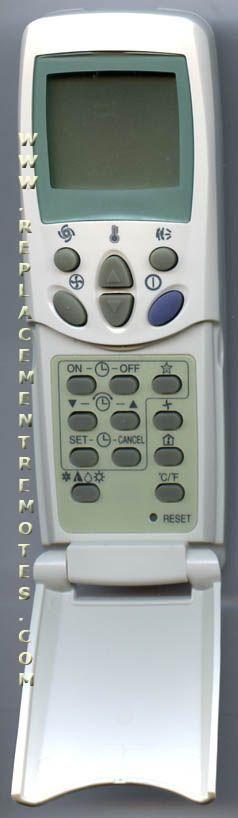 LG 6711A20039N Air Conditioner Unit Remote Control