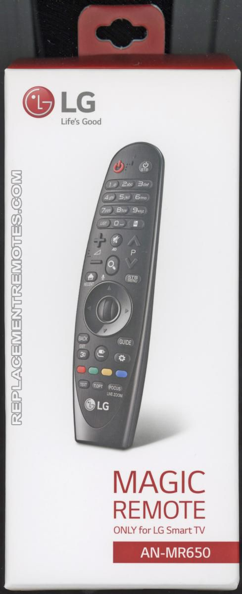 Buy Lg An Mr650 Anmr650 Agf78364101 Tv Remote Control