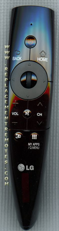 LG ANMR3007 TV Remote Control
