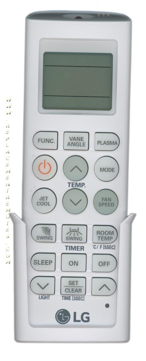 Buy Lg Akb73757604 Air Conditioner Unit Remote Control