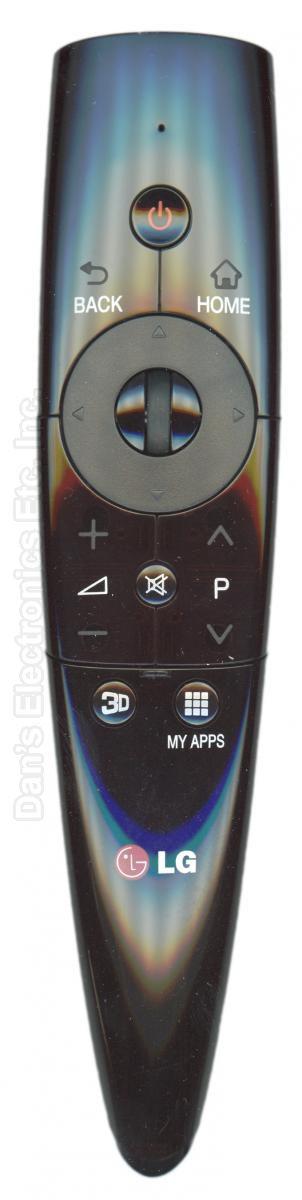 LG AN-MR300 TV Remote Control