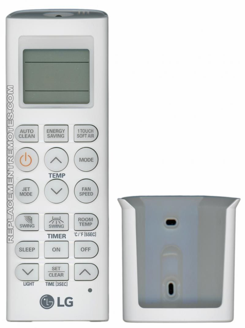 Buy Lg Akb73835317 Air Conditioner Unit Remote Control