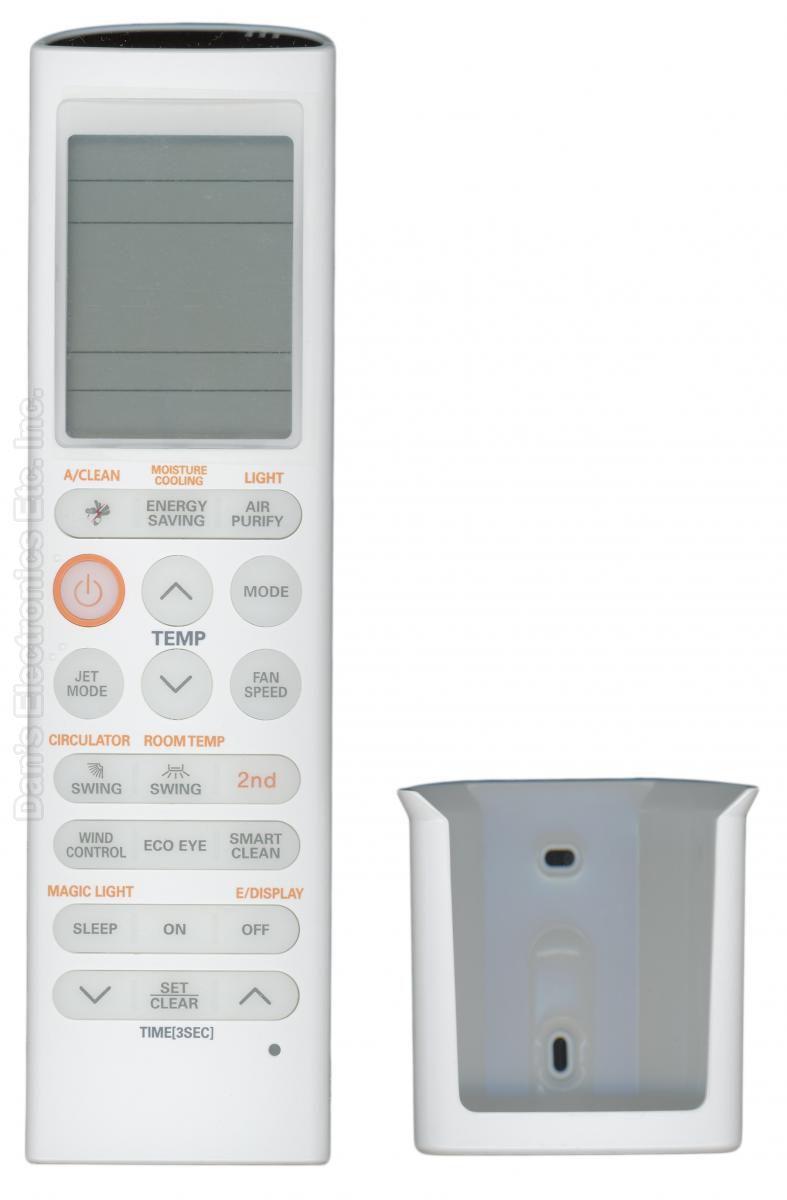 LG AKB74375305 Air Conditioner Unit Remote Control