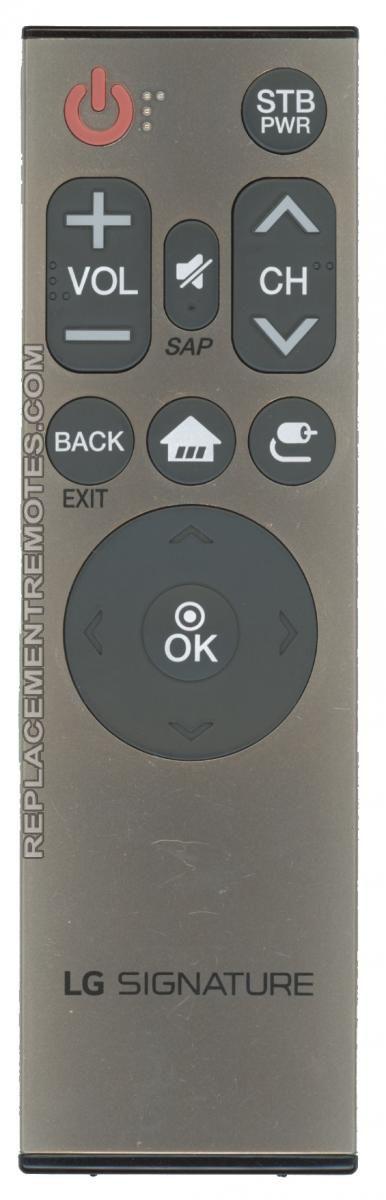 LG ANSP700 Remote Control