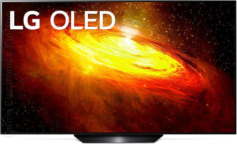 LG OLED55BXPUA TV