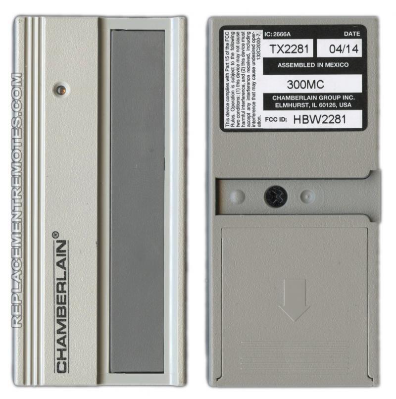 Buy Liftmaster 300mc Garage Door Opener 10 Dip Switch 300mhz