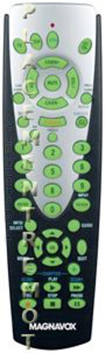 Magnavox MRU2401/17 3-Device Universal