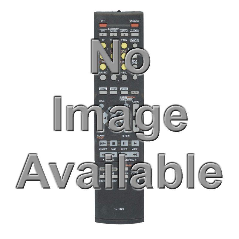 KENWOOD ZRC220 Audio/Video Receiver Remote Control
