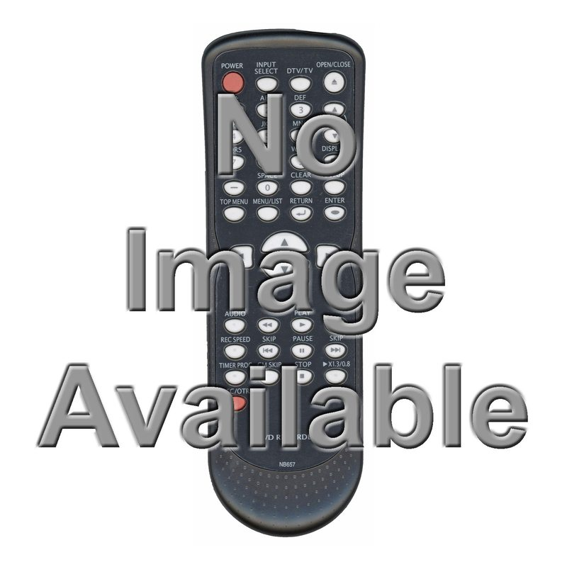 TOSHIBA SER0297 DVD Recorder (DVDR) Remote Control