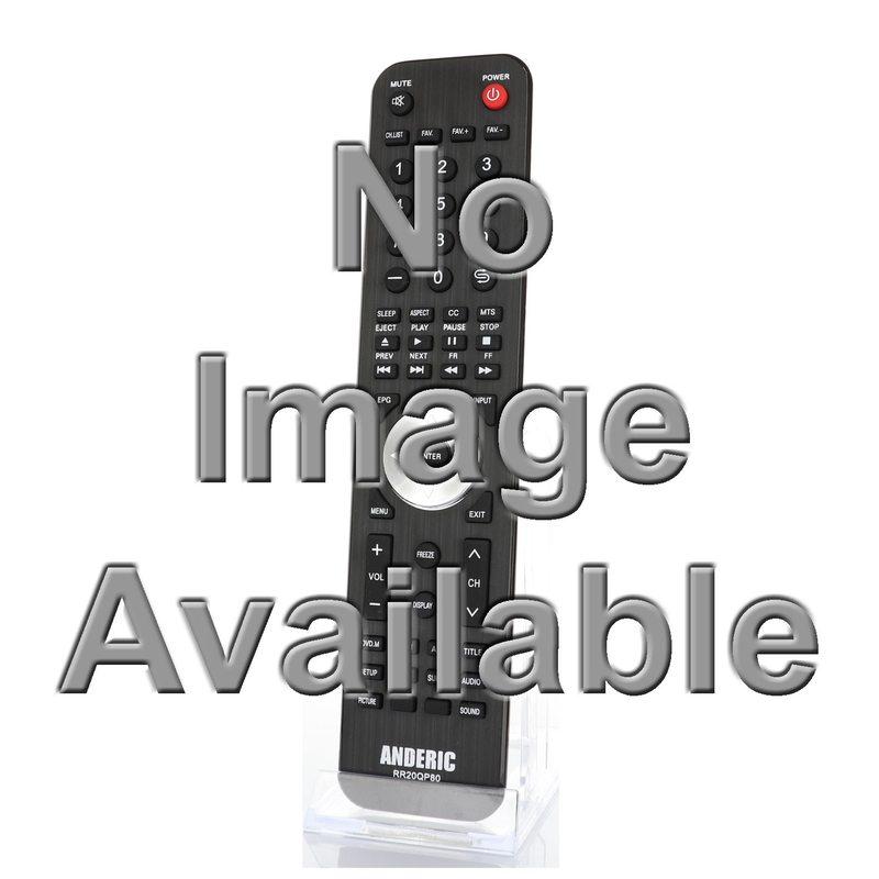TOSHIBA TOT201 TV/DVD Combo Remote Control