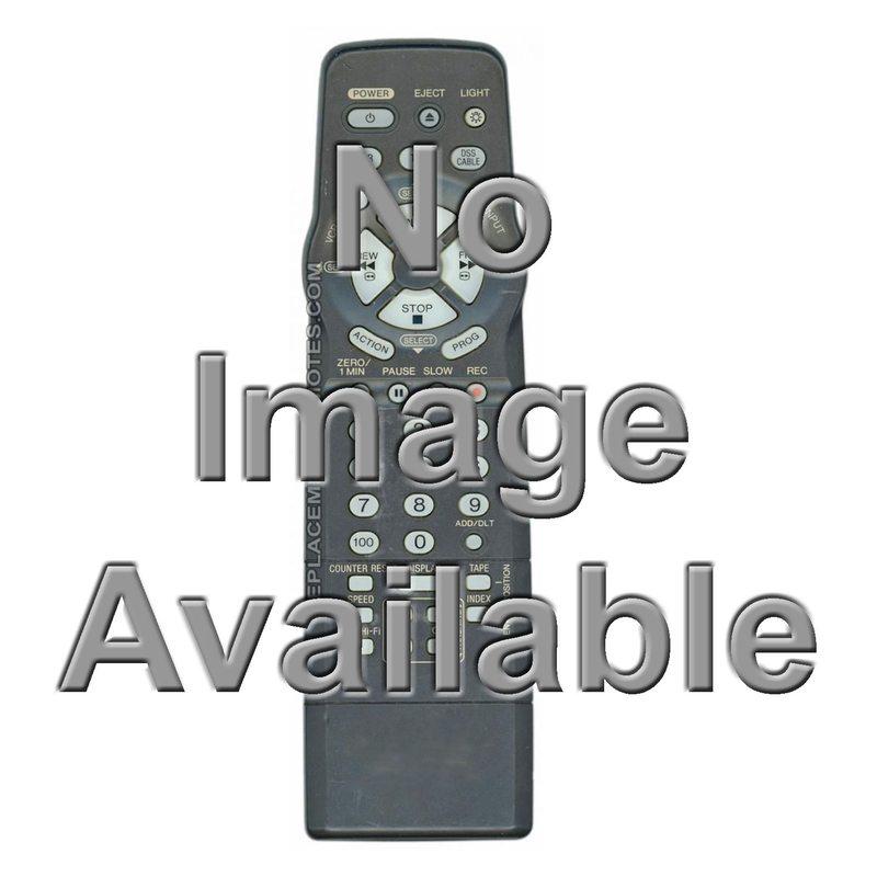 TOSHIBA M447 VCR Remote Control