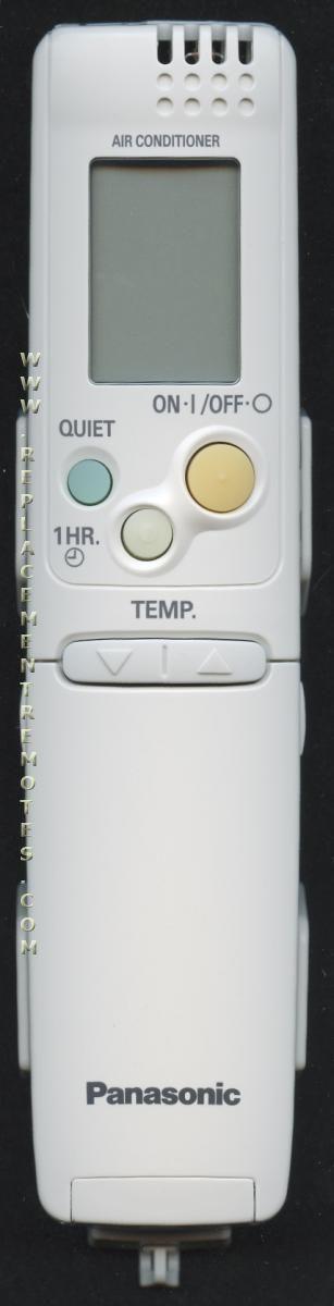 Panasonic CV6233187037 Remote Control