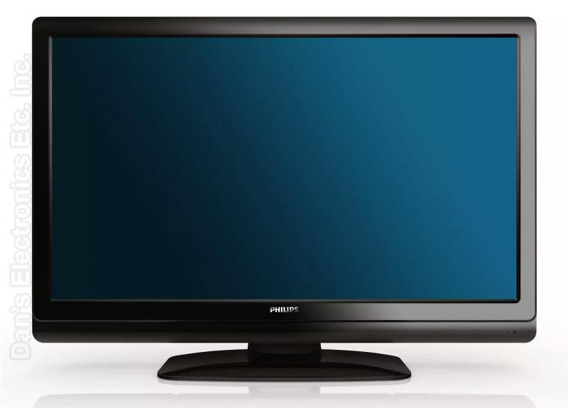 PHILIPS 42PFL3704D TV