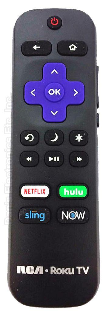 RCA 101018E0019 ROKU TV Remote Control