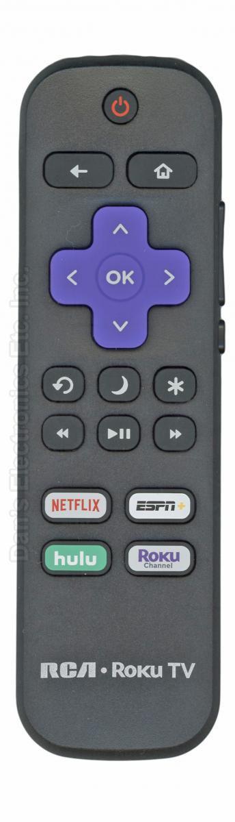 RCA 101018E0054 ROKU TV Remote Control