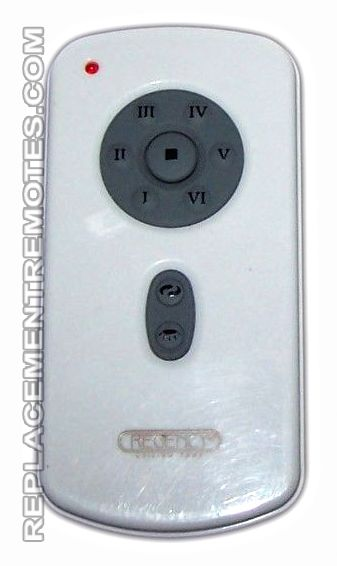 Buy Regency Rh787t Ceiling Fan Remote Control