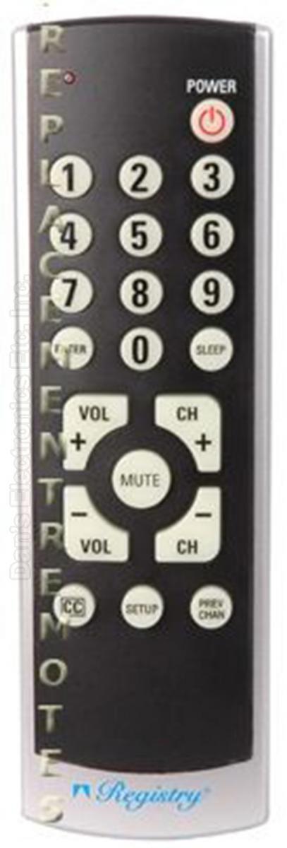 Buy Registry Sru1100 27 1 Device Universal Remote Control