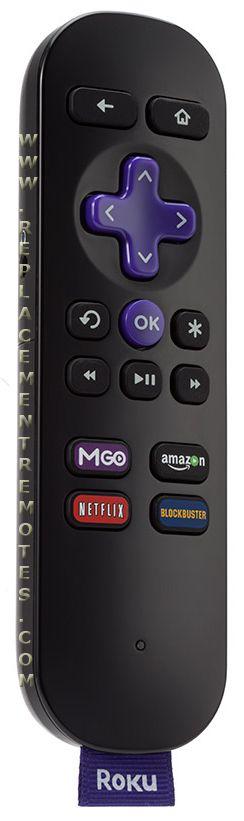 Buy ROKU Roku 2 RF -Roku2 Streaming Media Player Remote Control