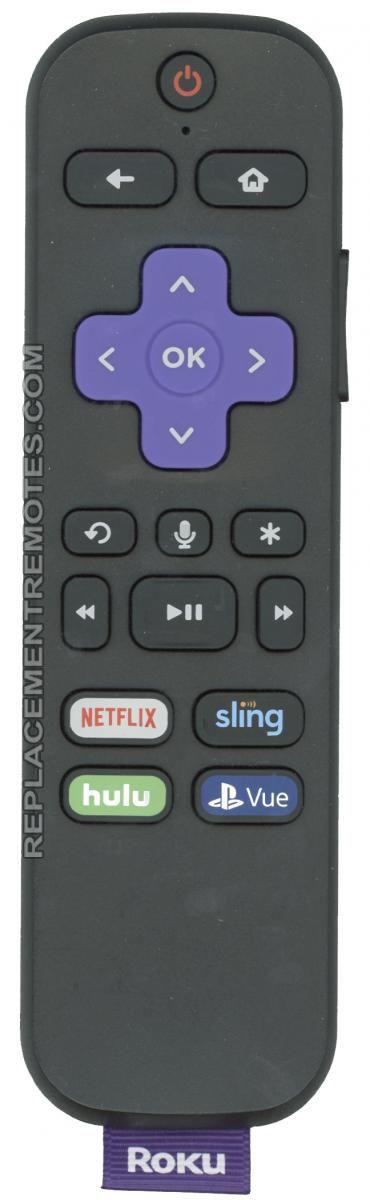 Buy Roku Rcal2 3226000345 Roku Streaming Box Remote Control