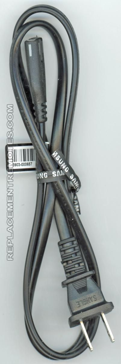 SAMSUNG 3903000657 DC AC Power Cord