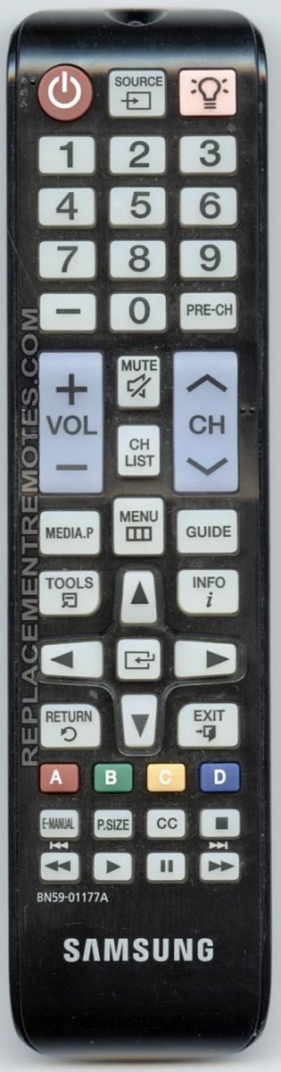 Buy SAMSUNG BN59-01177A BN5901177A TV Remote Control