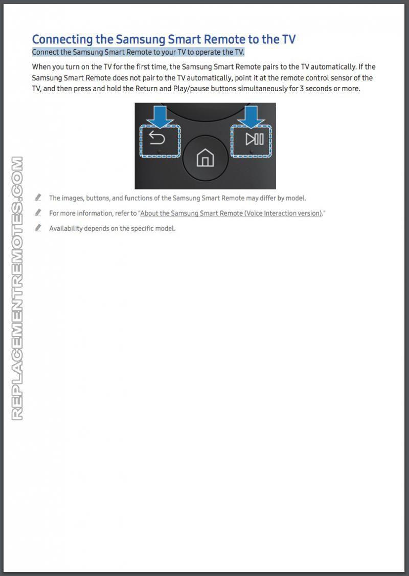 Buy SAMSUNG BN59-01259B BN5901259B TV Remote Control