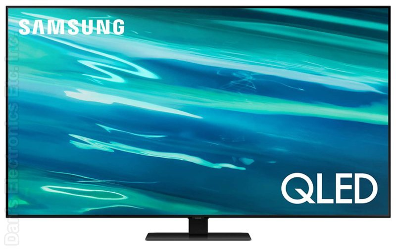 SAMSUNG QN55Q80AAFXZA TV TV