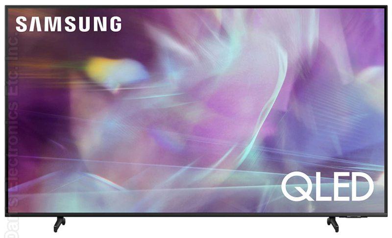 SAMSUNG QN60Q60AAFXZA TV TV