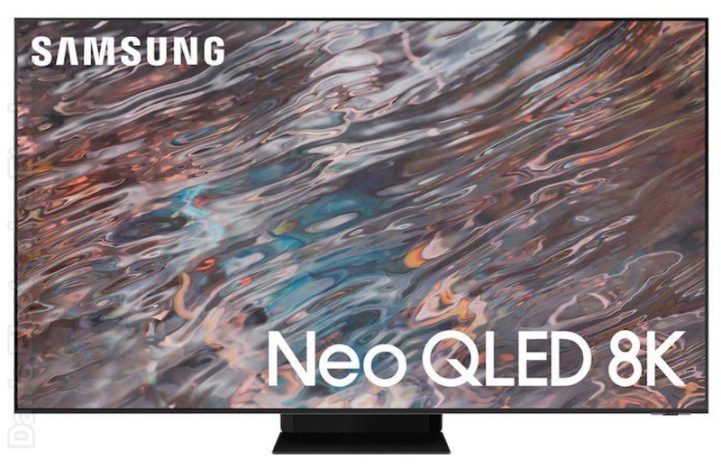 SAMSUNG QN75QN800AFXZA TV TV