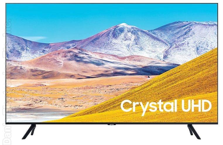 SAMSUNG UN50TU8000FXZA TV TV