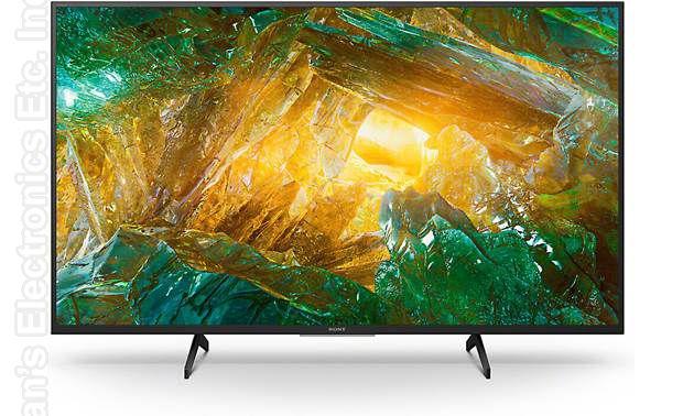 SONY XBR43X800H TV